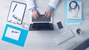 Usługa Kompleksowego Wsparcia Informatycznego w Obsłudze Gabinetów Medycznych