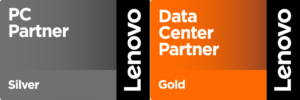 Partner lenovo PC silver, Data Center Gold